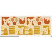 スミノエ ディズニーホームシリーズ プー ハイアンドシーク キッチンマット 450×1200mm オレンジ 4955141456963 1枚(直送品)