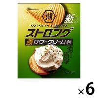STRONGサワークリームオニオン 6袋