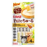 Pureちゅ~る とりささみ&チーズ