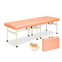 高田ベッド メモリーオリコ 幅45×長さ180×高さ60cm オレンジ TB-754 1個 63-0004-91(直送品)