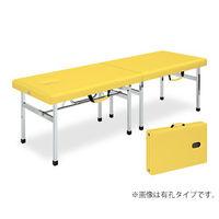 高田ベッド 有孔オリコベッド 幅55×長さ180×高さ70cm オレンジ TB-960U 1個 63-0072-19(直送品)