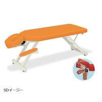 高田ベッド SDイージー 幅60×長さ180×高さ40cm オレンジ TB-1055 1個 61-6472-82(直送品)