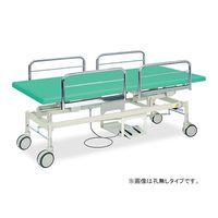 高田ベッド 有孔電動4Sカイザー 幅65×長さ190×高さ45〜83cm ピンク TB-1130U 1個 61-5965-50(直送品)