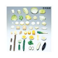 イワイサンプル フードモデル(野菜類・淡色野菜) なす100g 8-75 1個 62-8601-52 ナビスカタログ(直送品)