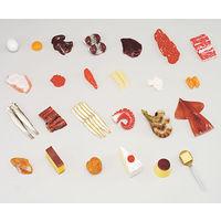 イワイサンプル フードモデル コレステロールの多い食品 38 1セット 62-8602-12 ナビスカタログ(直送品)
