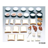イワイサンプル フードモデル(穀類) 食パン80g 1-15 1個 62-8596-66 ナビスカタログ(直送品)