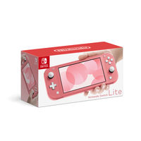 Switch Lite コーラル