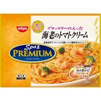 冷凍食品 日清 もちっと生パスタ明太子クリーム 270g×14個(直送品)
