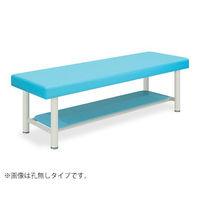 高田ベッド 外脚DXベッドー5 幅70×長さ180×高さ50cm オレンジ TB-108 1個 63-0226-90(直送品)