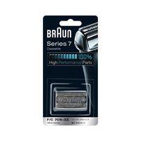 ブラウン BRAUN 替え刃 シリーズ7用 網刃・内刃一体型カセット シルバー F/C70S-3Z 1個 P&G