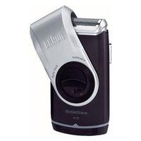 ブラウン BRAUN 携帯用メンズシェーバー モバイルシェーブ 1枚刃 丸ごと水洗いOK M-90 1台 P&G
