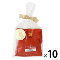 ルピシア 人気4種ティーバッグおためしセット 1セット(40バッグ:4バッグ入×10袋)