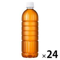 アサヒ飲料 十六茶麦茶 660ml ラベルレスボトル 1箱(24本入)