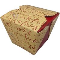 協和パック 紙製弁当容器 デリメイト 7070 カラー 628526 400枚(25×16)(直送品)