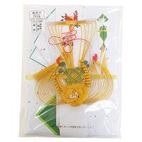 金封 大 金振寿宝舟 緑 ダイ681 14個 エヒメ紙工(直送品)