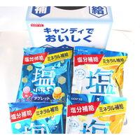 【アウトレット】ロッテ 塩小梅アソートセット 1セット(40袋:2種×各20袋)