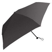 晴雨兼用 傘 軽量 黒 折りたたみ傘