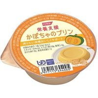ホリカフーズ 栄養支援 かぼちゃのプリン 569405 1箱(12枚入)(取寄品)