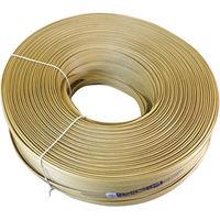 植田産業 熱接着用紙バンド 15mm巾 1000m 15-1000 1箱(2巻入)(取寄品)