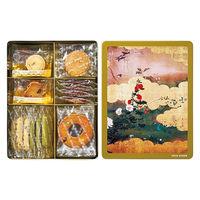 三越伊勢丹 泉屋東京オリジナルクッキーズ 東京国立博物館 コラボレーションギフト A-Z 手土産 洋菓子 母の日 父の日 敬老の日
