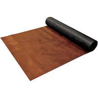 グリーンフィールド プランテックス(R)125ブラック/ブラウン1mx50m PT-125BB1.0 1本(直送品)