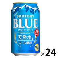 サントリー サントリーブルー 350ml 1箱(24本入) 新ジャンル