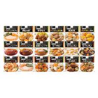 エバ-スマイル ムース食 18種セット 1箱 902380 大和製罐