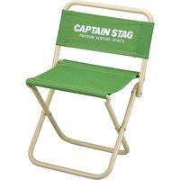 キャプテンスタッグ パレットレジャーチェア 中 ライトグリーン M-3924 1個(直送品)