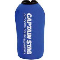 キャプテンスタッグ アルミボトルカバー600用 ブルー M-5430 1個(直送品)