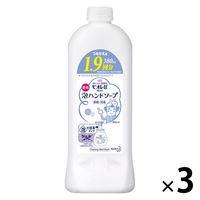 ビオレu 泡ハンドソープ 詰替380ml 1セット(3個) 【泡タイプ】 花王