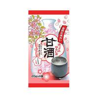 甘酒 1パック(20g×4袋)
