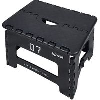 TRI SLOWER FOLDING STEP Tabac 踏み台 SLW131_5コセット 1個(直送品)