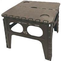 TRI SLOWER FOLDING TABLE Chapel 踏み台 SLW127_2コセット 1個(直送品)