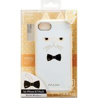 iPhoneケース iPhone8/7/6S/6 Ijoy(アイジョイ) KUSUKUSU ネコ耳 エキゾチック i7S-KS05 1個 サンクレスト(直送品)