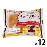 KOUBO チョコクリームパン 1セット(12個入) ロングライフパン