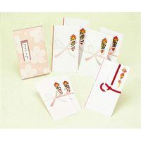 ササガワ ギフト用のし袋 祝セットまごころ 5-152 1セット:30組 【30組箱入】(取寄品)