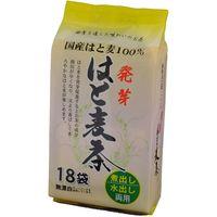 ゼンヤクノー 発芽はと麦茶(7g×18袋) 002274 20個(直送品)