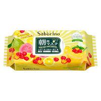 【数量限定】Saborino サボリーノ 目ざまシート ビタミンスムージーの香り 28枚