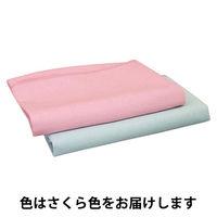 ニシキ 防水パイルシーツ なごみん 5枚セット T9701 さくら色 1セット(5枚入)(直送品)