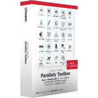 パラレルス Parallels Toolbox for Mac Retail Box JP (Mac版) TBOX-BX1-MAC-1Y-JP 1本(直送品)