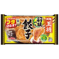 イートアンド [冷凍]大阪王将 羽根つき餃子 12個(294g)×20袋 4954018131040 1ケース(直送品)
