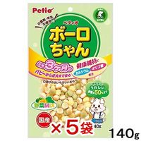 ペティオ 体にうれしい ボーロちゃん 野菜Mix 2250002464807 1個(直送品)