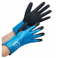 ニトリルフルコート手袋 DE-658 Lサイズ 1双 ウィード