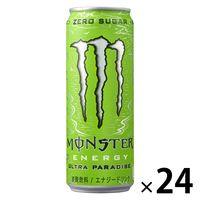 アサヒ飲料 モンスター ウルトラパラダイス 355ml 1箱(24缶入)