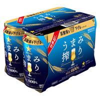 ノンアルビールうまみ搾り 350ml×6