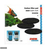 EHEIM 活性炭フィルターパッド 3枚入 4011708260661 1個(直送品)