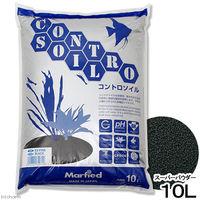マーフィード 水質調整底床 コントロソイル スーパーパウダー 4516641649899 1個(直送品)
