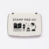 サンビー STAMP PAD ゴールド SPE-G02 1個(直送品)