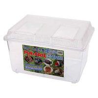 鈴木製作所 飼育容器 スーパー特大 クリア 4954867003840 1個(直送品)