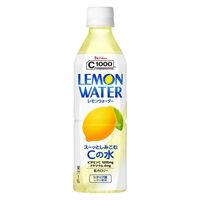 ハウスウェ C1000 レモンウォーター 500ml [0158]